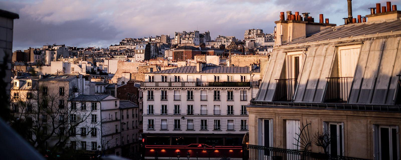 l'Hôtel Résidence Lelys Paroy